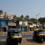 Luxury and slums side by side, the contrasts of India