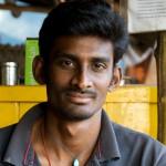 Ajappa - my local chai maker hero.