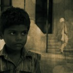 Boy in Thiruvannamalai