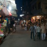Main Bazaar in Pushkar