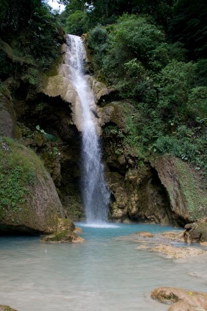 A proper waterfall