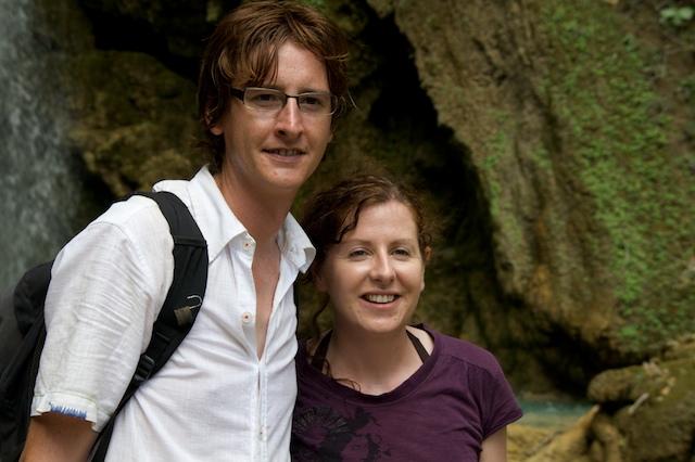 Carl and Fenola from Ireland